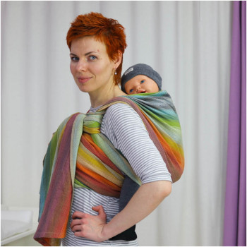 Слинг-шарф GIRASOL Boy or Girl Diamond (4,2 м)