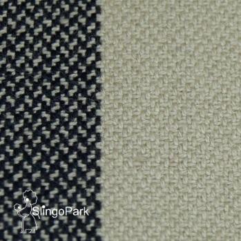 слинг двойного диагонального плетения
