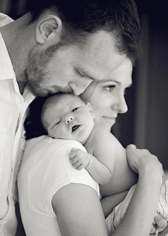 Ношение ребенка и привязанность
