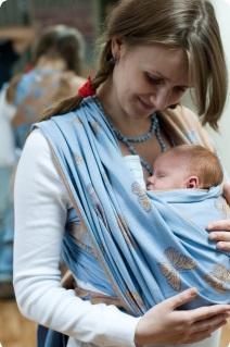 слинги для новорождённых