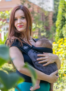 май слинг для новорождённого