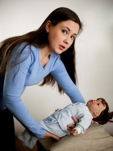 слинг и беременность