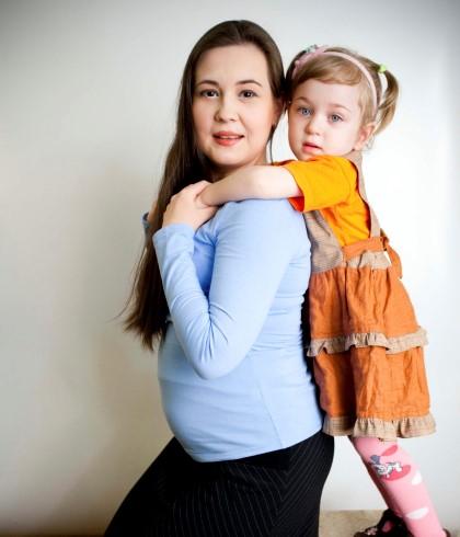 слинг во время беременности