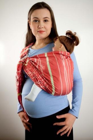 слинг для беременной